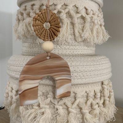 marble neutral rattan