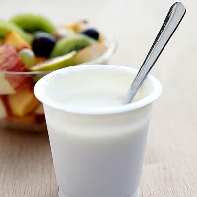 Un peu de produits laitiers