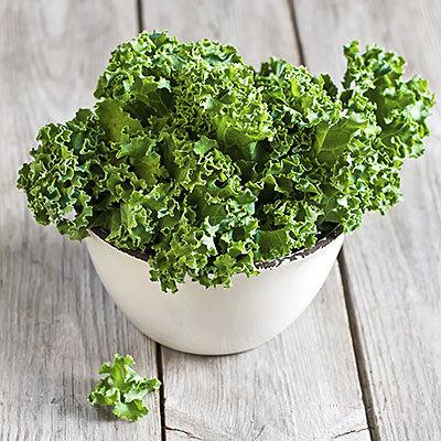 Ayez de grandes quantites de legumes feuillus