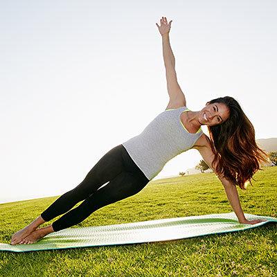 Laissez-vous emporter par un peu de yoga