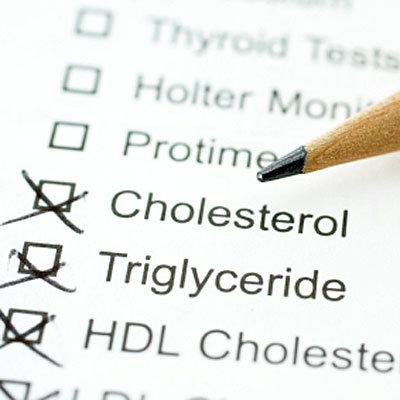 Vous avez des taux eleves de cholesterol