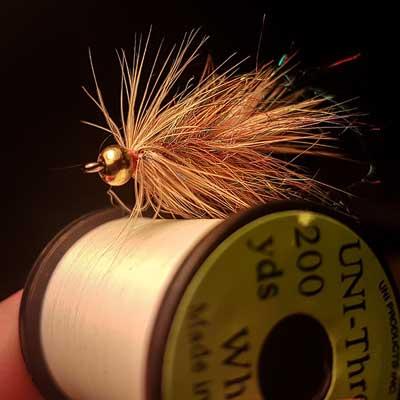 Brenda - en god flue til kystfluefiskeri efter havørred