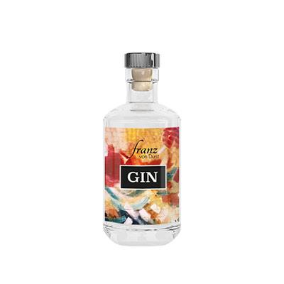 Franz von Durst Gin 0,2 Liter