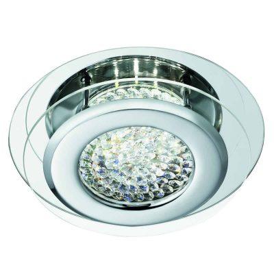 1692CC Flush Ceiling Light