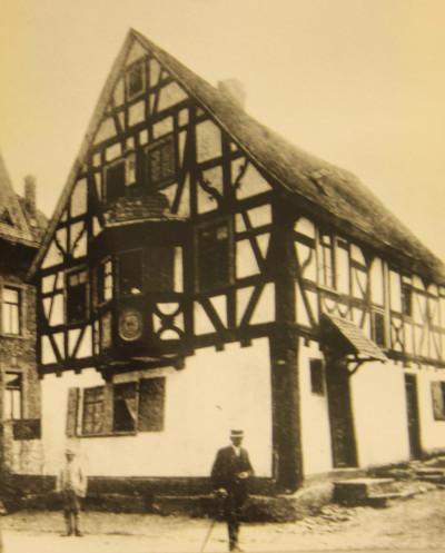 Haus Loer nach 1900