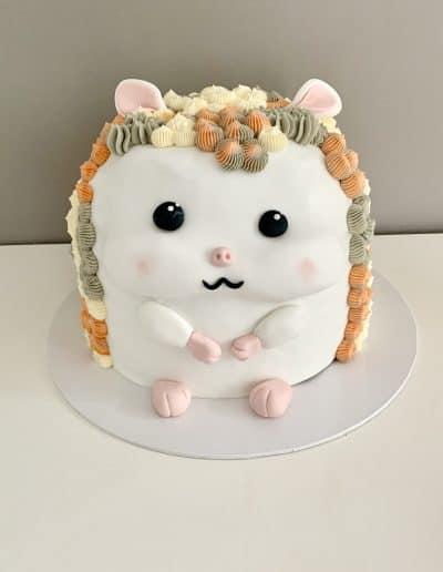 tort chomik