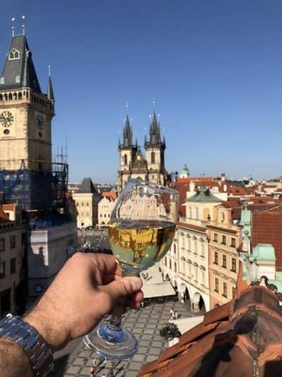 3 Weeks in Europe - Prague at Hotel U Prince | Winetraveler.com