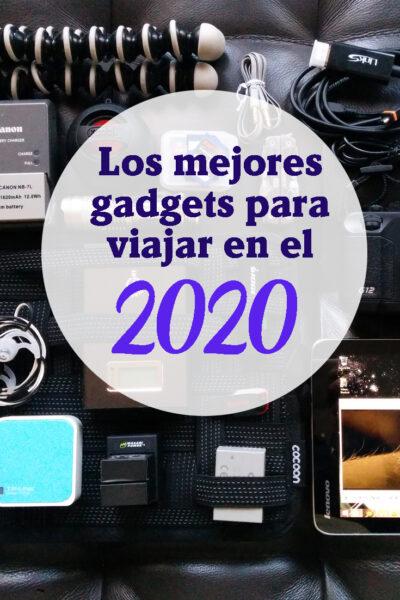 Los mejores gadgets para viajar en el 2020