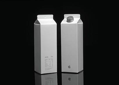 Apple Milk by Peddy Mergui
