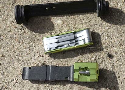 Long Ride Test – OneUp Components EDC Tool
