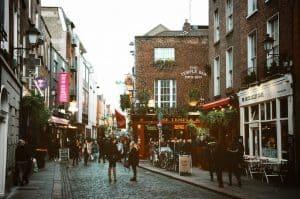 bolsas para estudar na Irlanda dublin governo