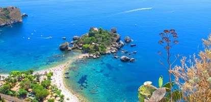 Taormina: un rincón de maravillas