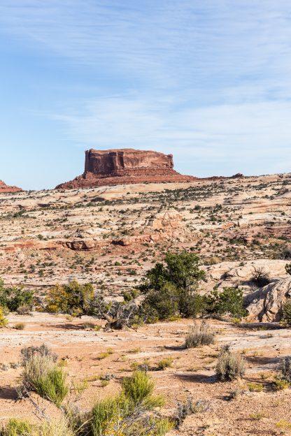 Rock Outcrop, Grand Canyon in Utah