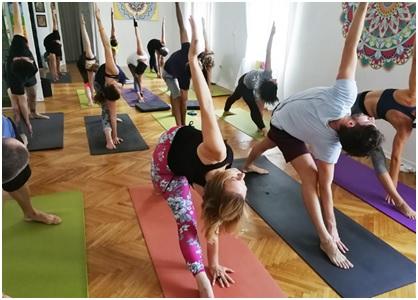 best yoga training in croatia