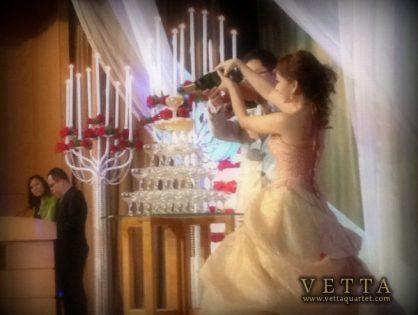 Wedding at the Ritz-Carlton, Millenia Singapore
