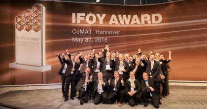 IFOY Award 2016 a Jungheinrichnél ismét