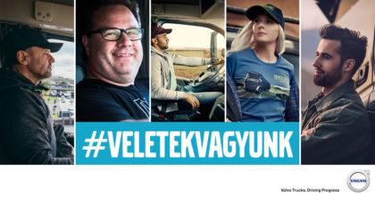 Volvo #veletekvagyunk