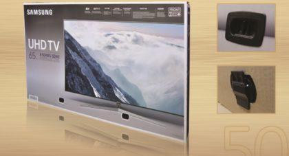 HUNGAROPACK 2017 díjat nyert a Dunapack Kft.: Nagyméretű LCD TV hullámpapírlemez doboza