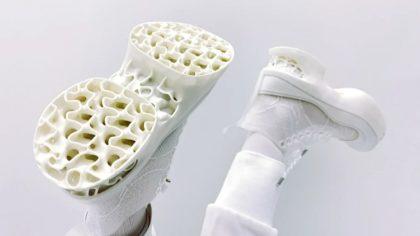 Cipők a jövőből, avagy nyomtassunk egy lábbelit