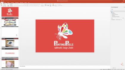 Painting Pixels Create Expo 2016 Presentation