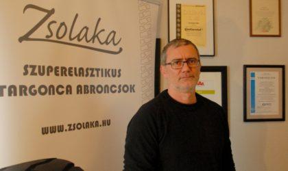 Negyedszázados a Zsolaka Kft.
