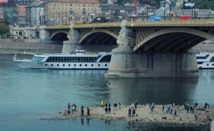 Szomjazik a gazdaság a kiszáradó Dunától