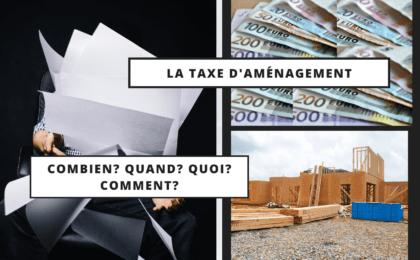 taxe d'aménagement (ou TA))