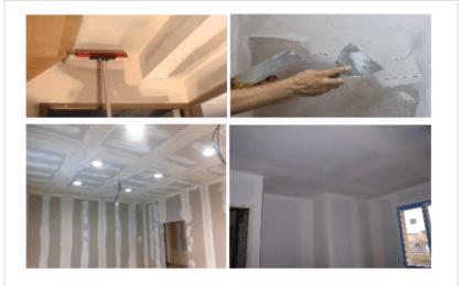 quel préparation dans une maison neuve avant de peindre