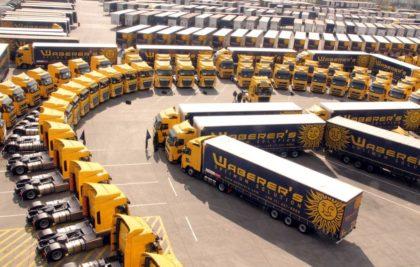 Újabb 400 sofőrt vesz fel a Waberer's