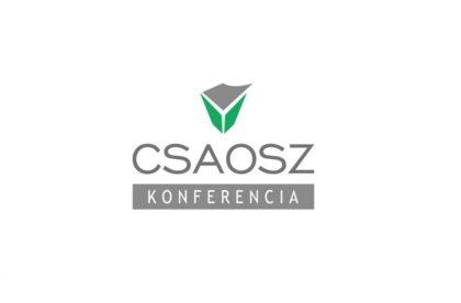 Konferencia és díjeső