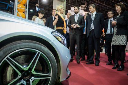 Automotive Hungary szakkiállítás