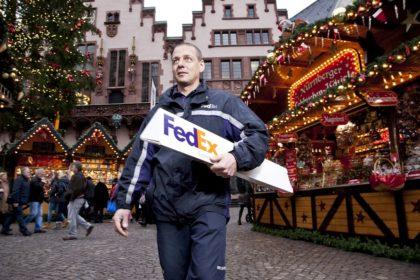 A FedEx történetének legforgalmasabb napjára készül