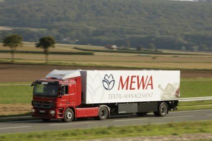 A MEWA logisztikai rendszere minden terhet levesz az ügyfelek válláról