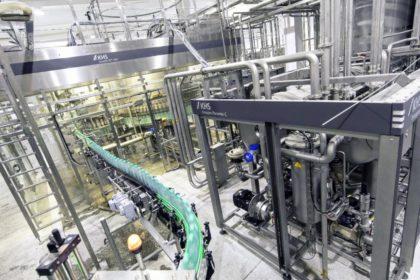 Modern palackozási technológiánkkal piacvezető helyre törünk az üzbég vízpiacon
