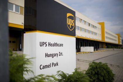 Kulcspiacain bővít a UPS egészségügyi üzletága
