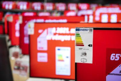 Az új informatív energiacímkék használata kötelező