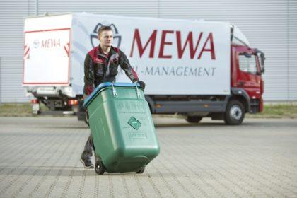 A MEWA megvásárolta biztonsági tárolóedényei gyártóját