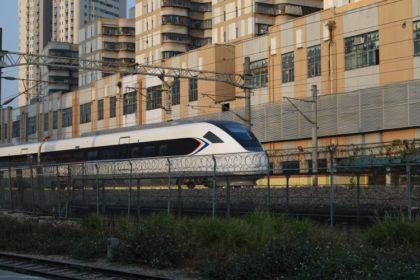 Új e-kereskedelmi vasútvonal Kínából