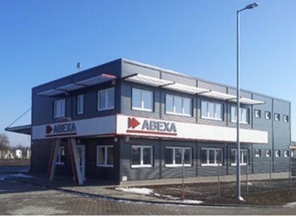 Egységesítette telephelyeit az ABEXA Kft. Székesfehérváron