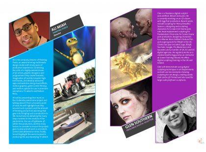Ali Miah Create Expo 2016