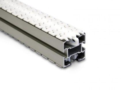 Megtriplázott erényekkel mutatkozik be a FlexLink új X65 szállítópálya rendszere