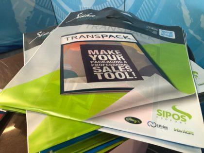A Sipospackkal dupláz címoldalt a Transpack