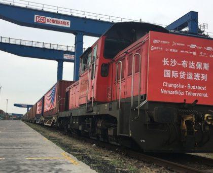 Érdekli önt a kínai irányvonat logisztikai folyamata?