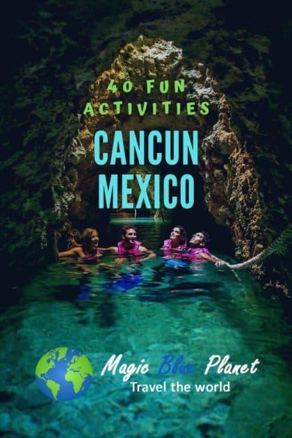 Cancun Mexico Things To Do Pin 1 EN