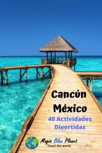 Cancún, México - Qué hacer Pin 3 ES