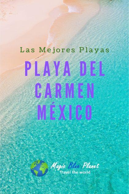 Playa del Carmen México - Las mejores playas Pin 3