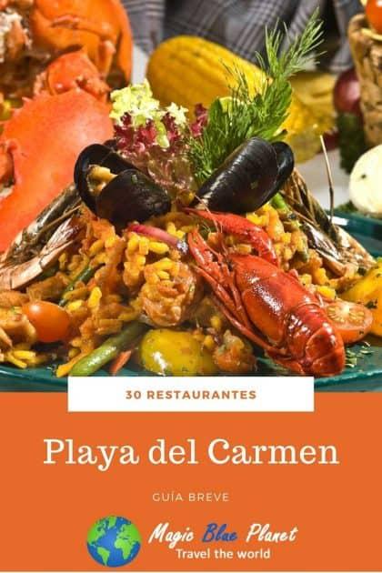 Los mejores restaurantes en Playa del Carmen Pinterest 3