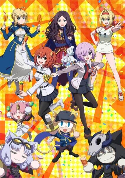 Fate Grand Carnival OVA