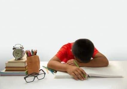 Raccomandazioni sulla durata del sonno nell'età pediatrica