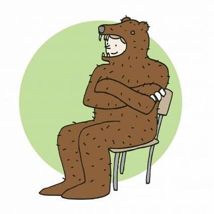 Tocca l'orso